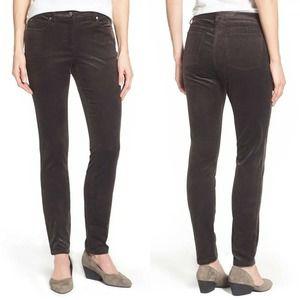 Eileen Fisher Corduroy Skinny Pants Brown